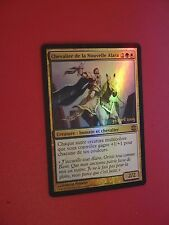 MTG CARTE LAUNCH KNIGHT OF NEW ALARA (FRENCH CHEVALIER NOUVELLE ALARA) NM FOIL