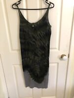 Raquel Allegra, Ladies Layering  Tank Dress, Sz 1 ( 10), BNWT, RRP$329