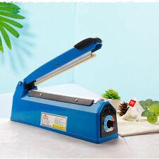 Impulse Heat Sealer 300mm Electric Plastic Poly Bag Hand Sealing Machine AU