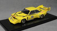 Neo Models Opel Commodore Jumbo Nurburgring 300KM 1974 Peter Hoffmann 46120 1/43