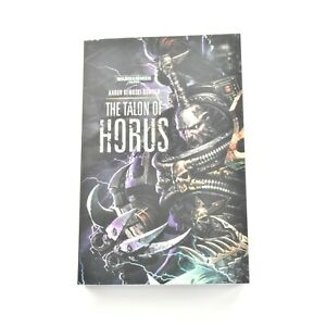 The Talon of Horus Book Black Library ENGLISH Warhammer 40K Used