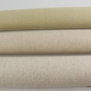DIY Linen Blend Canva Fabric Drop Cloth Thick Crafts Painters Oil Painting Cloth