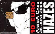 Netherlands Arena cards : Andre Hazes Concert 25 Juni 2004 Art.A061