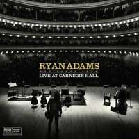 Adams, Ryan - Ten Chansons From Live At Carnegie Hall NOUVEAU CD