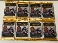 Playoff Prestige 2007 Football (8)Packs! Factory Sealed! Rookies! Parallels! 🔥