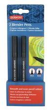 Derwent Blender Pen for Colour & Graphite Pencils - Set of 2