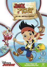 Jake and the Never Land Pirates   'Yo Ho Matey's Away'   (DVD)   **Brand New**