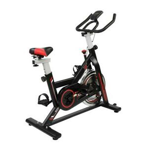 Home Spinning Bike Black