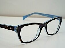 5b7e543f19 Authentic Ray-Ban RB 5298 5023 Tortoise Light Blue Eyeglasses Frame  223