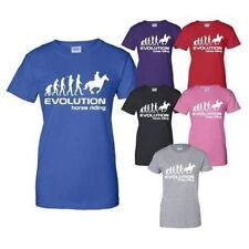 Horse Short Sleeve Personalised T-Shirts for Women