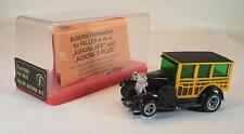 Slot Car Faller AMS Aurora AFX Nr. 5621 Ford 1929 Woodie Nr.2 OVP #048