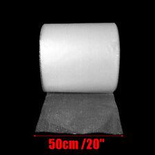 Width 50cm PE Translucent Rolls Bubble Film Bubble Air Padding AU