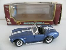 Road Legends 1/18 Scale Diecast 1964 Shelby Cobra 427 S/C #92058 VG