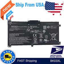 New listing New Battery For Hp Pavilion x360 14-ba100ng 14-ba103ng 14-ba107tx 14-ba118tu