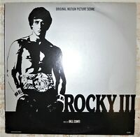Bill Conti, Rocky III - Original Motion Picture Score Vinyl LP, Liberty 1982
