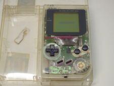 !!! NINTENDO GAMEBOY CLASSIC Handheld transparent mit Box, gebraucht aber GUT!!!