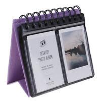 "68 Pockets Mini Instant Polaroid Photo Album Picture Case for Fujifilm Instax 3"""
