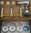 Glacier Bay Aragon 3-Handle 1-Spray Tub Shower Faucet in Chrome   769-032