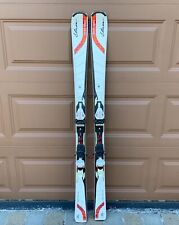 Elan Amphibio Insomnia 158cm Womens All Mountain Skis and Bindings