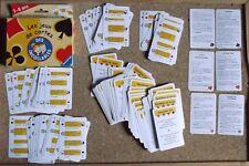 Les jeux de cartes des incollables - 7/8 ans - CE1 - Ravensburger - Complet