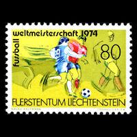 Liechtenstein 1974 - Football World Cup - West Germany - Sc 549 MNH