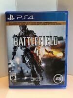 Battlefield 4 FREE SHIPPING (Sony PlayStation 4, 2013)