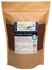 KENKOU Baby Food Koifutter Aufzuchtfutter KOI Premium Futter 1kg Wachstum Farbe