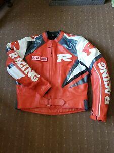 Yamaha Racing Leather Jacket