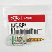 814474D500 Door Lock Actuator Motor 1EA For KIA SEDONA  2006-2014