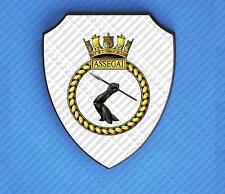 HMS ASSEGAI WALL SHIELD