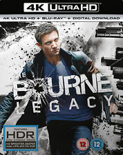 The Bourne Legacy 4K Ultra HD + Blu-ray + Digital Download UK Stock NEW HDR