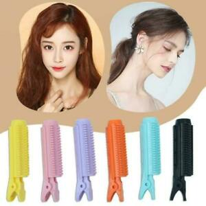 6PCS Volumizing Hair Root Clip Curler Roller Wave Fluffy Clip Styling Tool