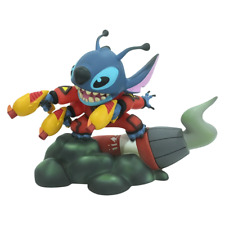 Official Disney Grand Jester Stitch Vinyl Collectable Figurine Boxed