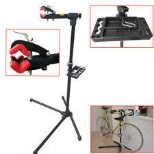 Bicycle Adjustable Folding Repair Home Mechanic Maintenance Work Stand Rack UKDC
