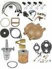 Comprehensive Maintenance & Tune Up Kit w/ Carb Float  Ford 9N 2N 8N Front Mount
