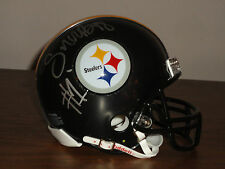 Snoop Doggy Dogg Signed Autographed Pittsburgh Steelers Helmet Football PROF DOG
