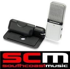 GOMIC PORTABLE SAMSON GO MIC USB CONDENSER MICROPHONE BRAND NEW IN BOX +WARRANTY