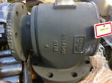 "4"" GROTH 1260A 6IN H2O PRESSURE RELIEF VALVE"