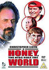 Honey The Kids Rule The World (DVD, 2008)
