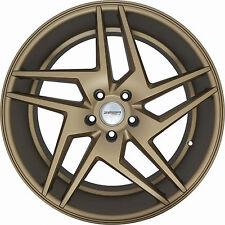 4 GWG Wheels 20 inch Bronze RAZOR Rims fits FORD FLEX 2009 - 2018