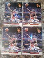 1993-94 fleer ultra michael jordan #30 lot of 4 Chicago Bulls