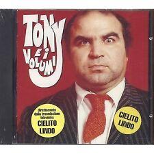 TONY E I VOLUMI - Cielito lindo - CD 1993 SIGILLATO SEALED