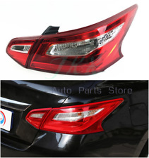 For Nissan Altima 2016-2018 Left Inner+Outer Clear Stop j TailLight Housing