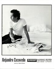 ALEJANDRO ESCOVEDO 8x10 PROMO PHOTO Bloodshot Records publicity press 1 #