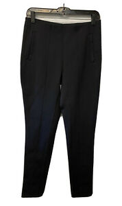 Lululemon &go Everywhere Pants Black Solid Size 10 No Flaws
