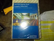 CD MAPPE 2006-2007 NAVIGATORE ALFA ROMEO 147 GT FIAT PANDA MUSA Y FIAT 51796714