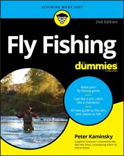 FLY FISHING FOR DUMMIES 2ND EDITION