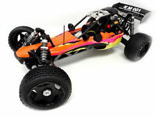 1/5 Scale King Motor RTR KM001 29cc Gas Buggy HPI Baja 5B SS Compatible Rovan