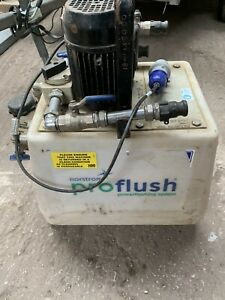 Heating Power flush Pro Flush Powerflushing System