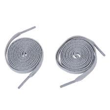 Un paio di lacci larghi piatti in grigio per Scarpe sportive 52.4'' R1S8 R4B1